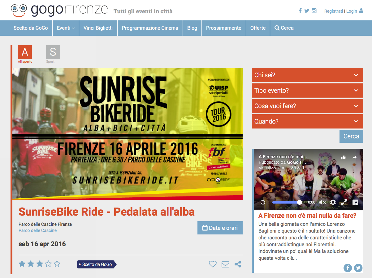go go firenze